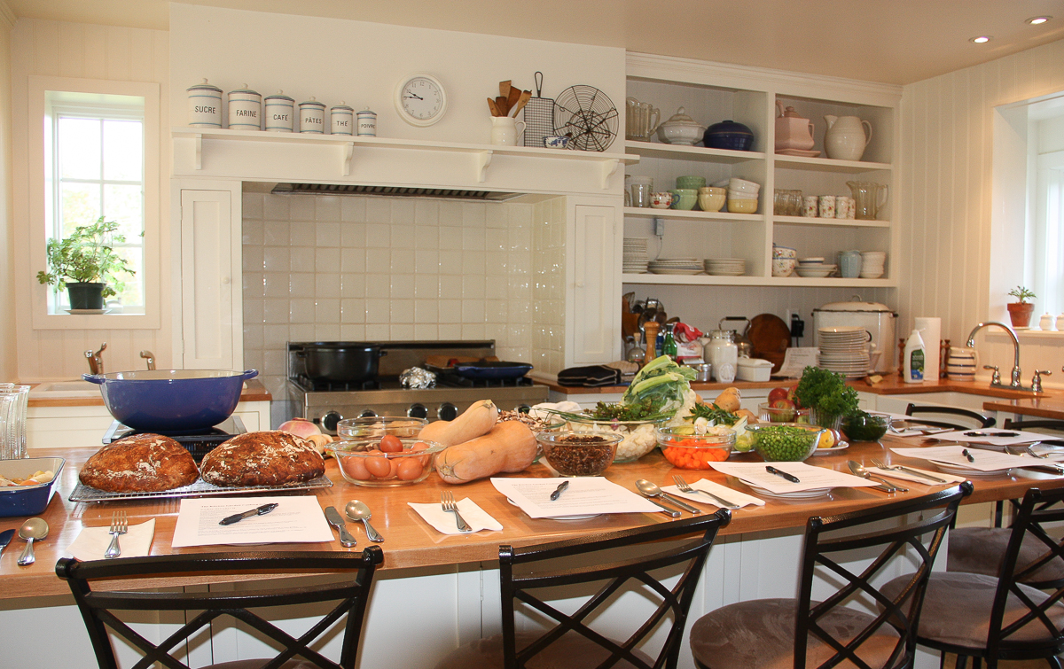 The Kitchen Garden Cooking School – A journey from garden to table…